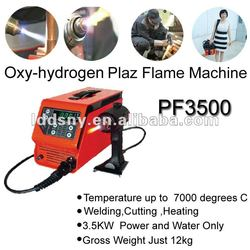 Multi-function Oxyhydrogen Plasma Flame Machine/Plasma Cutting Machine/Water Plasma Welding Machine MP3500