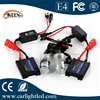 car 35W 55W ballast with Auto HID headlight bulb xenon hid kit for xenon h4 h7 light
