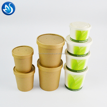 Cheap Hot Selling Soup Container Disposable Paper Soup Cup/soup bowl