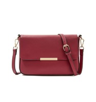 Adjustable strap 100% PU fashion trend shoulder bag for girls