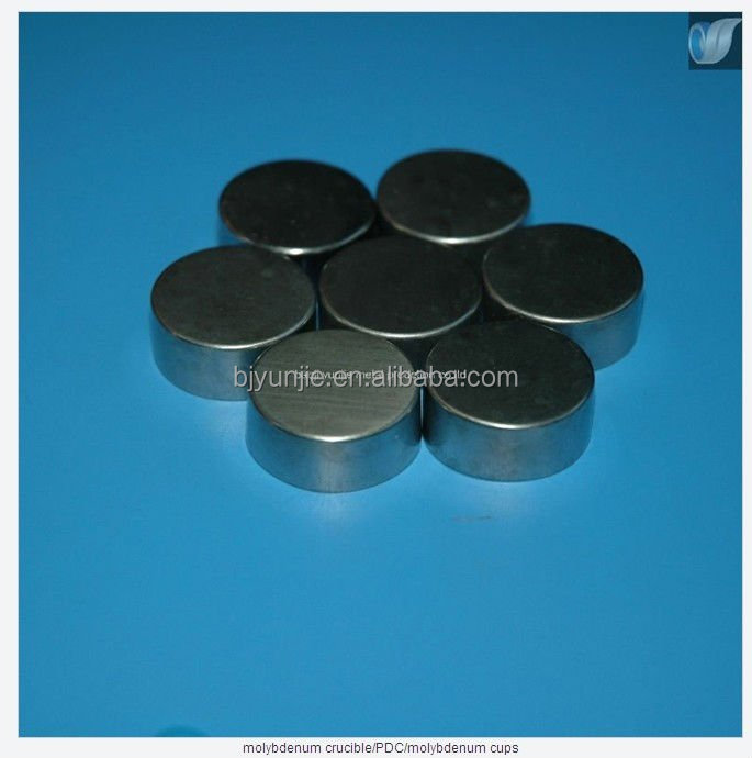 high quality tantalum cup for oil and gas exploration