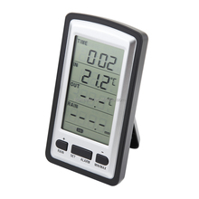 433MHZ waterproof Indoor & outdoor rain gauge thermometer Weather instruments station