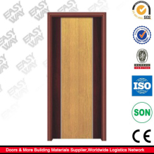 Black Veneer Solid Core Prefinished Interior Wood Doors