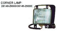 OEM 26140-Z5000 26145-Z5000 FOR NISSAN 340/350 CW54 CONDOR '87-93 Auto Car corner lamp corner light