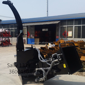 wood chipper 2017 model BX92R china