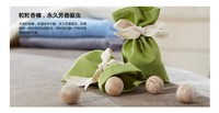 Latest Portable Pure Natural Air Freshener and Anti-bacterium Camphor Balls