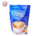 Logo Printing Pouches Empty Stand Up Zip Lock Coffee Sachet For Wholesale