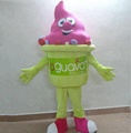 HOLA custom mascot costume/food mascot costume for sale