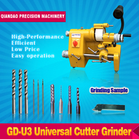 Universal knife sharpener grinder GD-U3 universal tool grinder machine 3~28mm engraving cutter machine