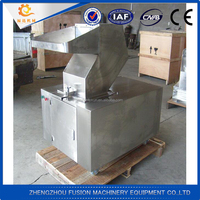2017 Stainless Steel bone milling grinder/meat bone crusher/fish crusher machine
