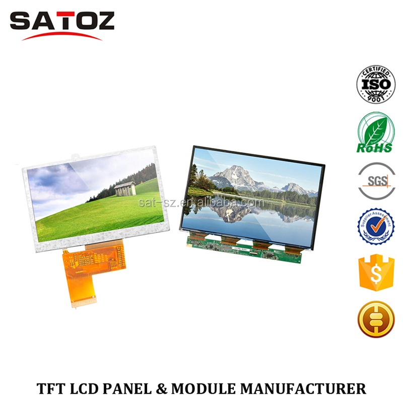 6 inch hot selling TFT LCD touch panel module with best price for VR glasses IPS