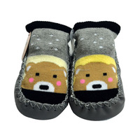 Leisure baby boy & girl anti-slid toddler shoes