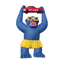 Europe standard giant inflatable sasquatch cartoon