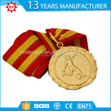 Custom gold/silver/copper medal just for you