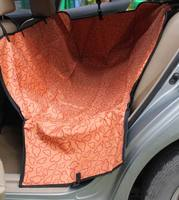 Professional manufacturer,quilted car rear seat cover for dog at factory price