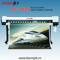 Flex Board Printing Machine for SJ-7160S with Small Format