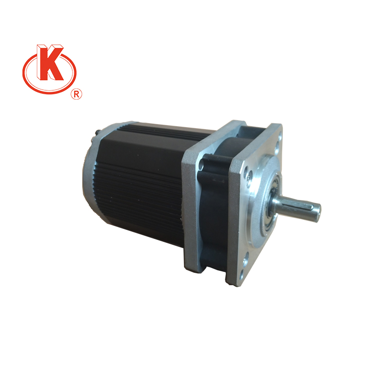 380V 90mm High quality brushless permanent magnet motor with gear box