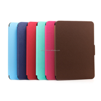 Most popular flip leather case cover for kindle wholesale