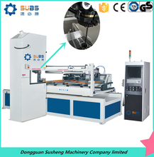 Newest design SUBS brand 2.5m length CNC wood cutting band saw machine
