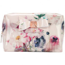 cosmetic bag and case multi-fuctional pencil case bag displays yes love cosmetics