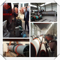 PLC Automatic Control Biomass Rotary Dryer/Sawdust Dryer Machine/Wood Shaving Rotary Drum Dryer