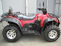 EEC COC Road legal All terrain vehicle 500cc