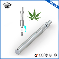 Electric Cigarette 8 Years of OEM Experiences CBD Oil glass Cartridge