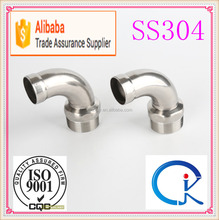 Stainless Steel Male Thread 90 Degree Elbow Socket Weld