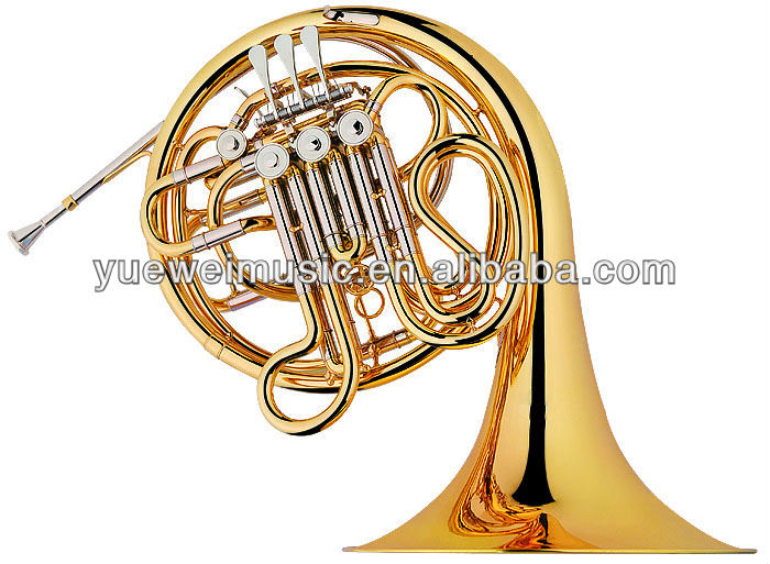 Bb/F KEY French Horn brasswind instrument