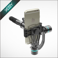Factory supply XIJOY SG3D electric phone photo gimbal smartphone stabilizer