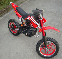 Fashion racing style apollo 50cc dirt bike with CE