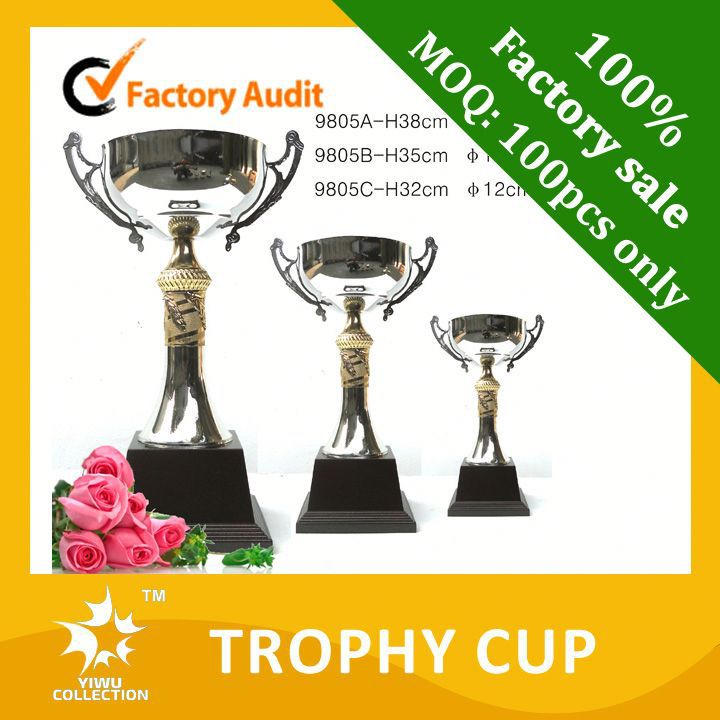 custom nickel plated golf trophies,custom modern puma running trainers metal trophy,nickel plated golf trophies