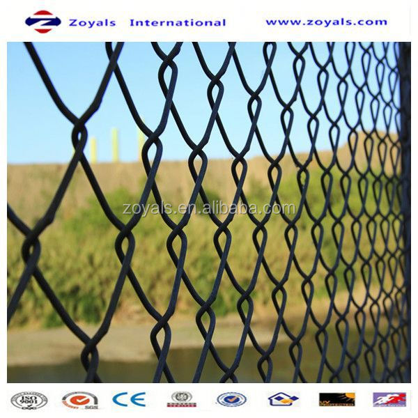 chain link fence/gal.chain link fencing/pvc coated link net