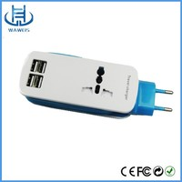 5V 4.2A Portable Power Travel Outlets charger/battery powered plug outlet