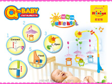 NINIYA Electric funny baby mobile toy custom,baby crib musical mobile toys wholesale