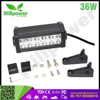 24 volt led light bar 36w 7