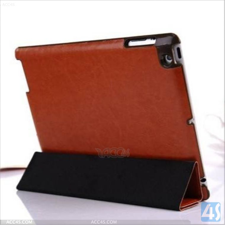 Flip Fancy Tablet PC Leather Case for iPad 2/3/4 P-iPAD234CASE100