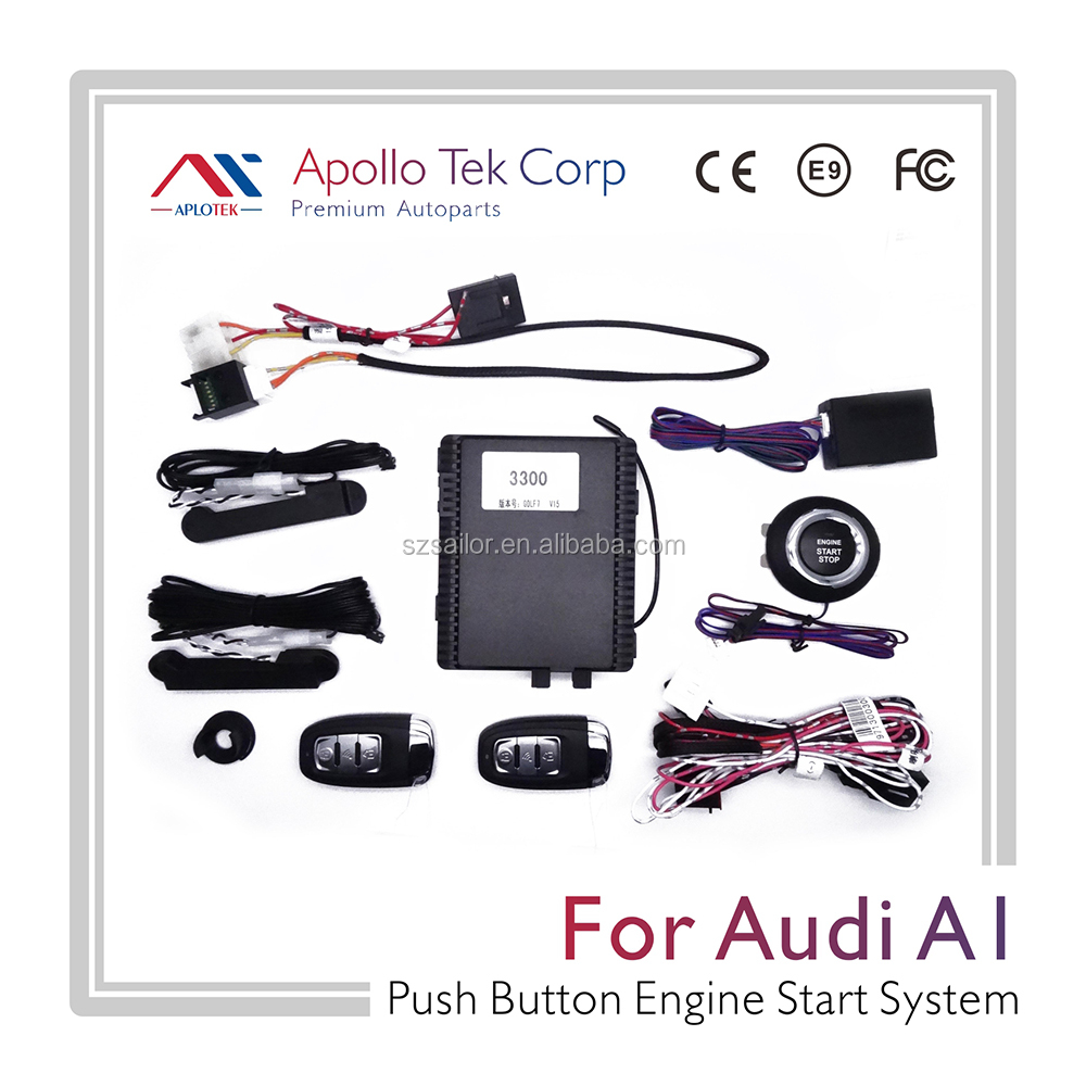 how to remote start audi q5