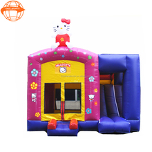 Happy used commerial adult bouncer / inflatable bounce house for sale
