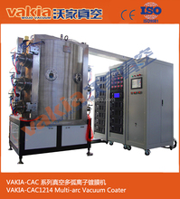 High quality Spectacle Frame Vacuum Coating Metallizer Machine