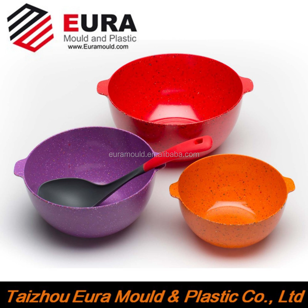 EURA Huangyan High quality plastic bowl injection molding
