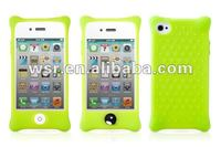 Bone Shape Silicone Sleeve For Apple Iphone 4 4s