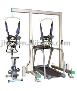 Electric Suspensory Gait Training Frame rehabilitation equipment /product