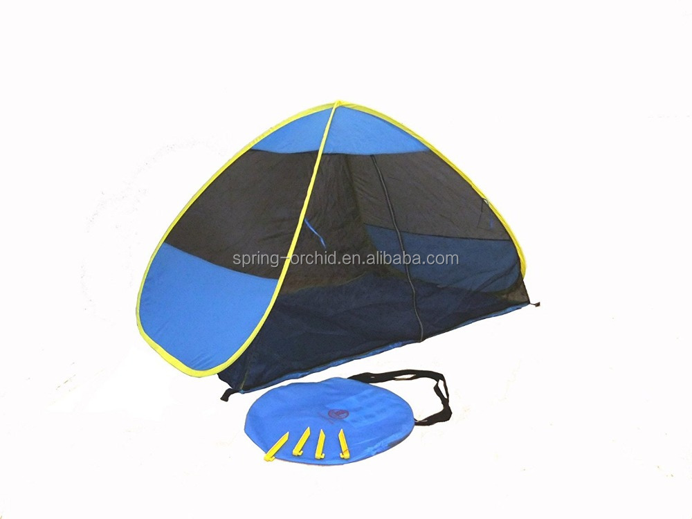 Outdoor Folding Pop Up Screen Tent, Foldable Bed tent
