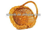 Chinese handicraft,gift baskets empty,wicker basketry