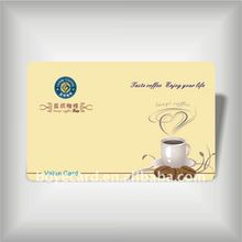 LANQI Coffee Value Card