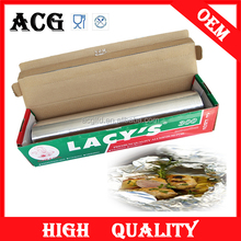Disposable baking paper soft Barbecue aluminum foil rolls