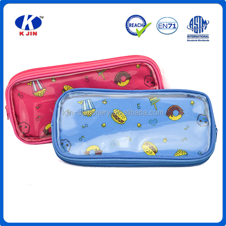 lovely fashion pencil case stationery set for kids