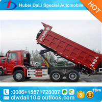 China Dumper Truck Supplier For 6*4 20ton Sinotruck Light Dump/ Tipper Truck Sale