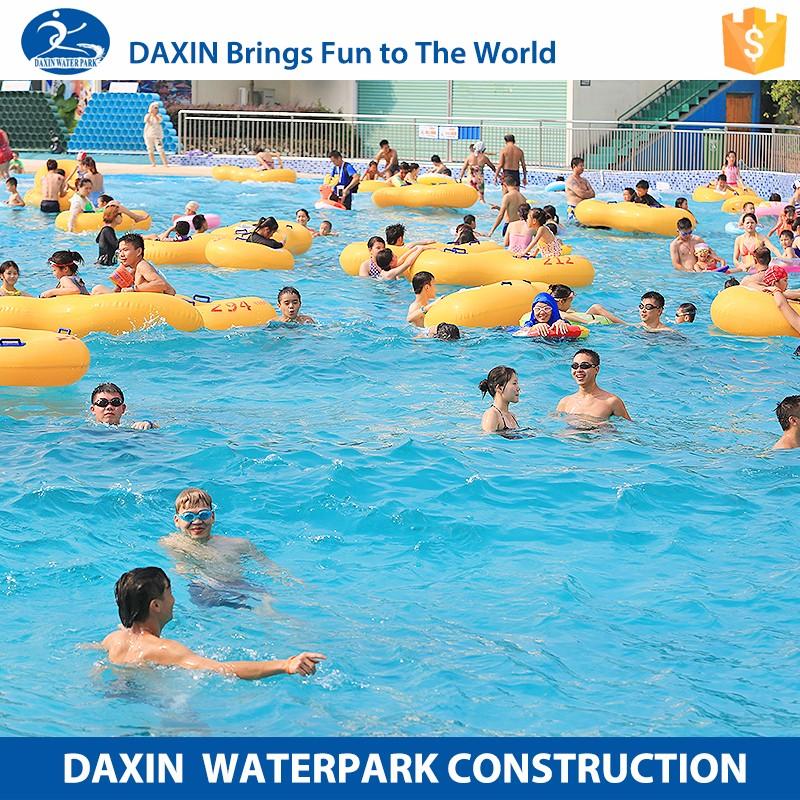 Daxin Glasvezel Zwembad Golf Machine Surfen Golfslagbad Machine Water Speeltoestellen Product Id